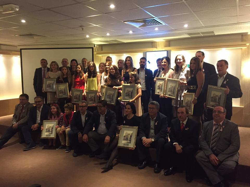 Premios Salvador Debón - Falla Plz Dr Collado