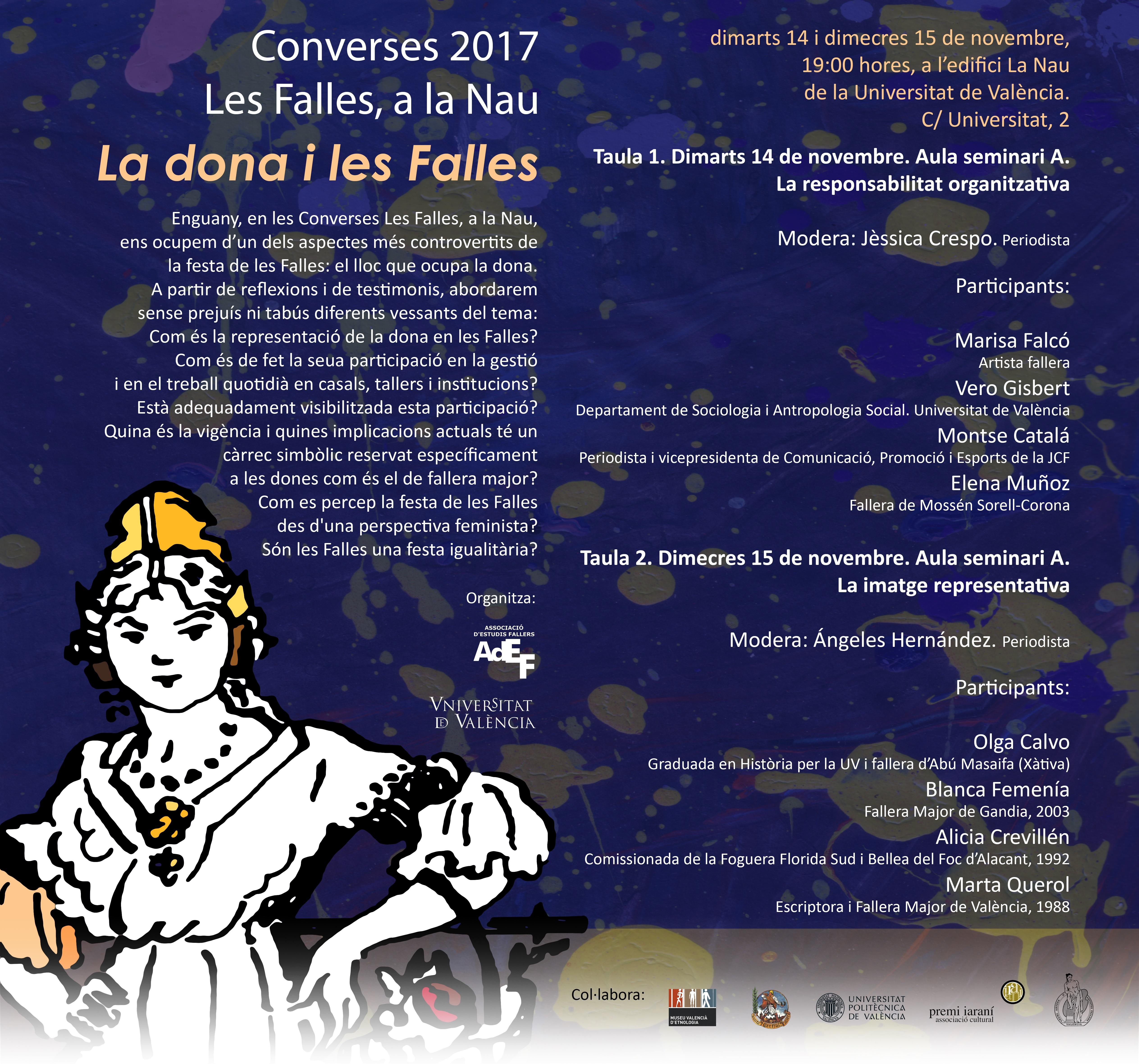 Programa Converses 2017