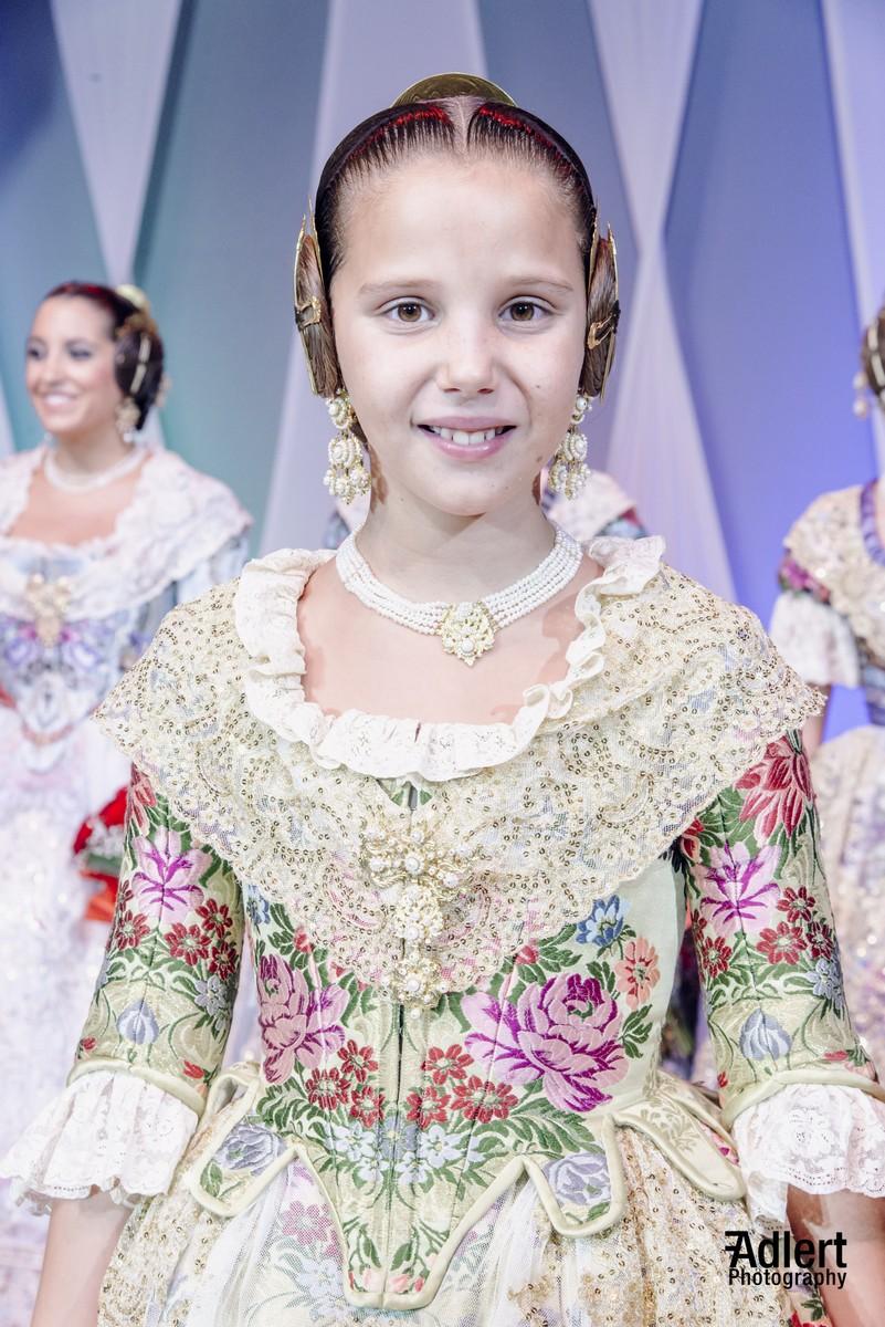 Celia Vicedo Flor - Falla Conde Salvatierra - Cirilo Amoros