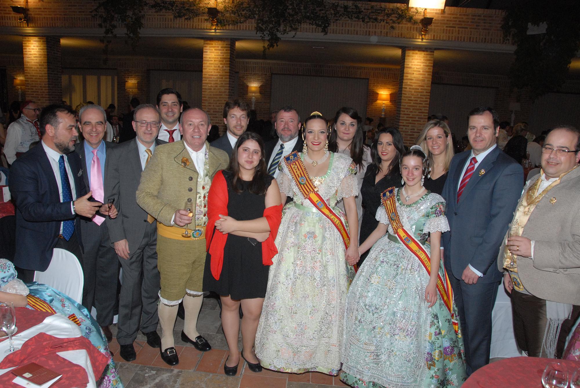 Cena de Gala de la Federación Junta Fallera de Sagunto