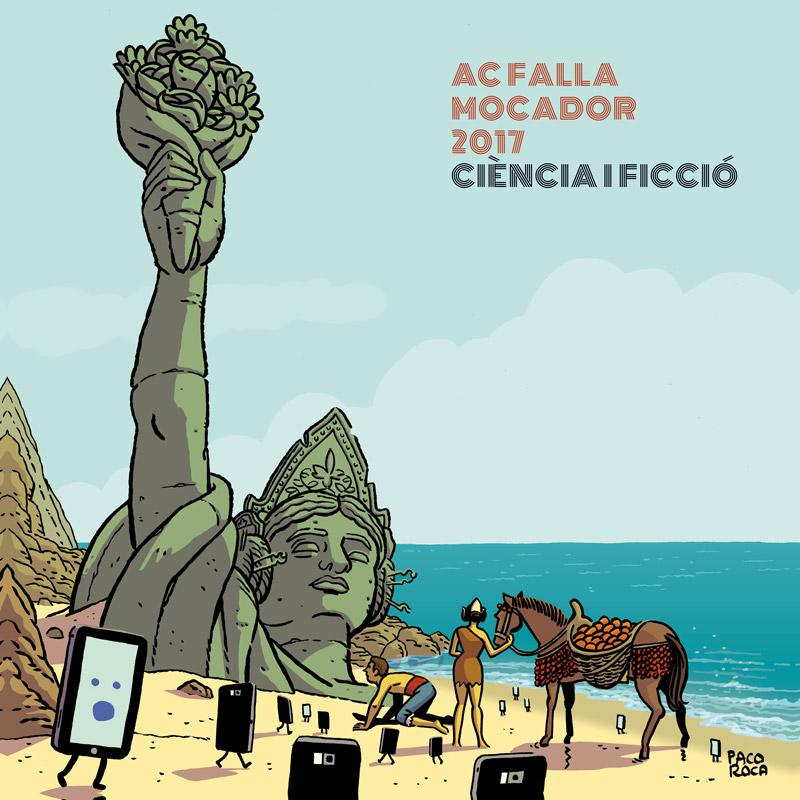 Portada Llibret AC FALLA MOCADOR 2017