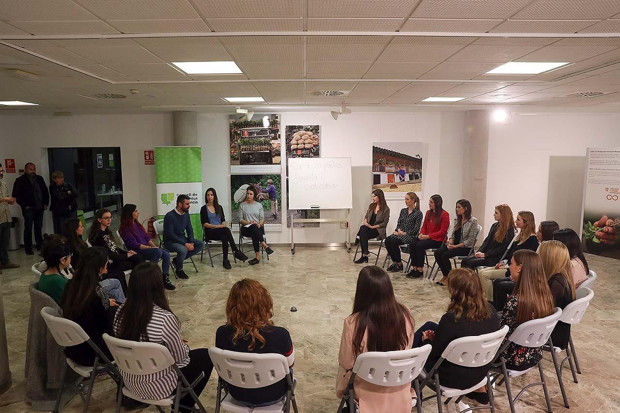 La Fallera Mayor de Valencia, Embajadora de la Igualdad